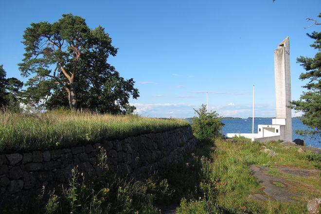 Varissaari - Fort Elisabeth, Kotka, Finland