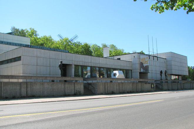 Waino Aaltonen Museum of Art, Turku, Finland