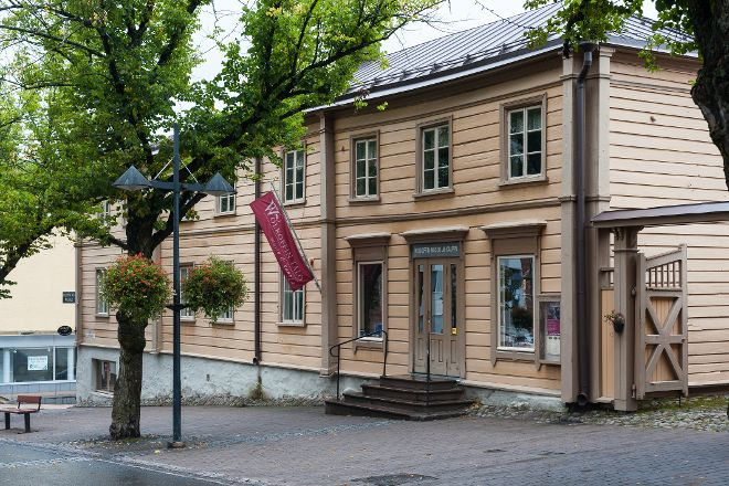 Wolkoff House Museum, Lappeenranta, Finland