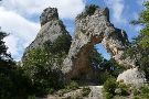 La Cite de Pierres - Montpellier-le-Vieux