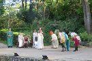 Theatre de verdure du Jardin Shakespeare