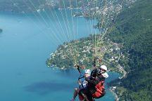 Aeroslide Paragliding