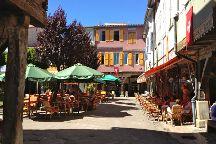Bastide de Mirepoix, Mirepoix, France