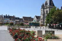 Beffroi de Dreux, Dreux, France