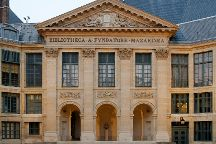 Bibliotheque Mazarine, Paris, France