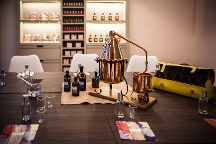 Candora perfume workshop, Paris, France