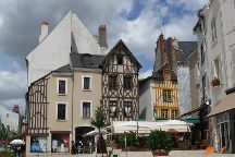 Centre-ville, Orleans, France