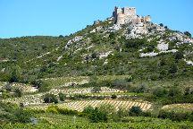 Chateau d'Aguilar, Tuchan, France