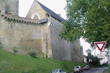 Chateau de Chateaubriant, Chateaubriant, France