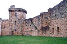 Chateau de la Madeleine, Chevreuse, France