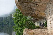 Chemin de Halage, Saint-Cirq-Lapopie, France