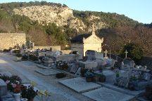 Cimetiere de la Treille, Marseille, France