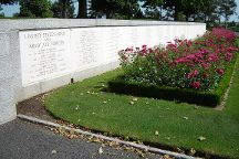 Cimetiere Militaire Americain de Saint-James, Saint James, France