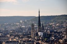 Cote Sainte-Catherine, Rouen, France