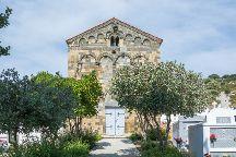 Eglise de la Sainte-Trinite et de Saint Jean-Baptiste, Aregno, France