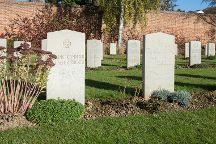 Faubourg-d'Amiens Cemetery, Arras, France
