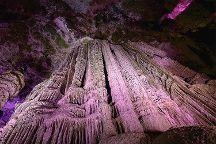 Grotte de la Salamandre, Mejannes-le-Clap, France