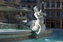 La Place des Jacobins, Lyon, France