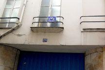 La Rue des Rosiers, Paris, France