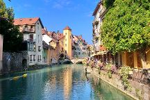 La Vieille Ville, Annecy, France