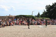La Volerie des Aigles, Kintzheim, France