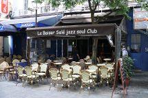 Le Baiser Sale, Paris, France