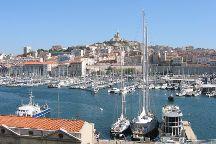 Le Vieux Port, Marseille, France