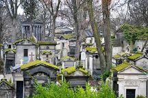Les Necro-Romantiques et Thierry Le Roi, Paris, France