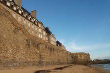 Les Remparts de Saint-Malo, Saint-Malo, France