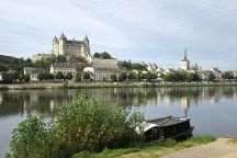 Loire a Velo Cycle Path, Orleans, France