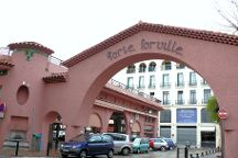 Marche Forville, Cannes, France