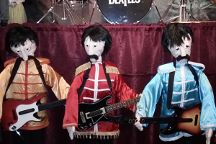 Marionnettes Expo, Monetay-sur-Allier, France