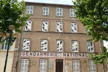 Musee de la Gendarmerie et du Cinema, Saint-Tropez, France
