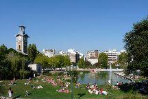 Parc Georges Brassens, Paris, France