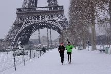 Paris Running Tours, Paris, France