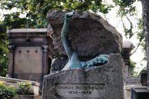 Pere-Lachaise Cemetery, Paris, France