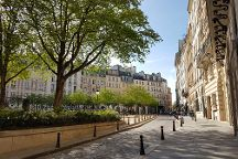 Place Dauphine, Paris, France