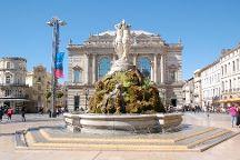 Place de la Comedie, Montpellier, France
