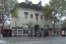 Place Denfert-Rochereau, Paris, France