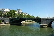 Pont de Sully, Paris, France