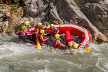 Raft Session, Castellane, France