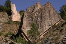 Site de Malpasset, Frejus, France