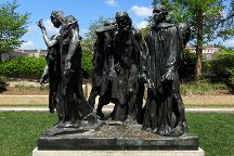The Burghers of Calais, Calais, France