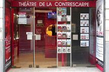 Theatre de la Contrescarpe, Paris, France