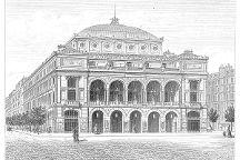 Théâtre du Châtelet, Paris, France