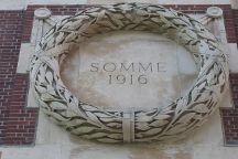 Thiepval Memorial, Thiepval, France