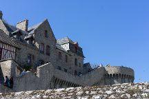 Tour du Nord, Mont-Saint-Michel, France