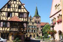 Vieille Ville de Turckheim, Turckheim, France