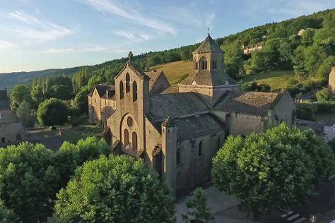 Abbaye d'Aubazine, Aubazines, France