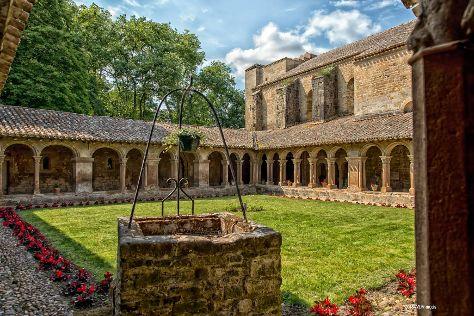 Abbaye de Saint-Papoul, Saint-Papoul, France